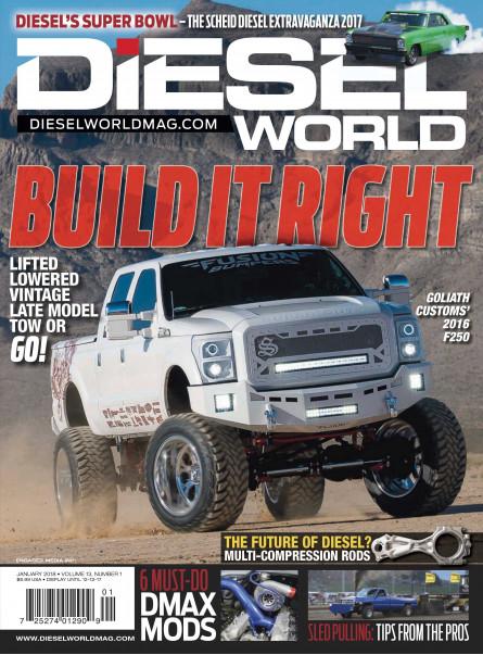 Diesel World January 2018