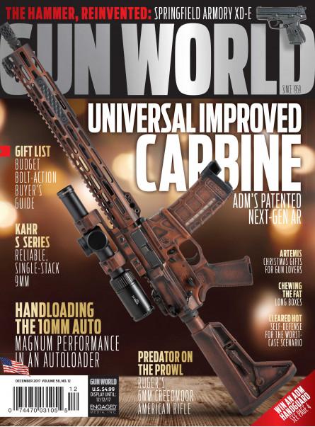Gun World December 2017