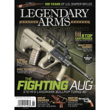 Legendary Arms Winter/Spring 2018