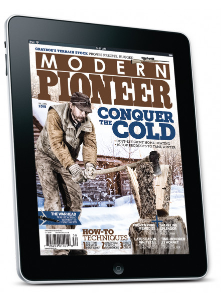 Modern Pioneer Dec/Jan 2018 Digital