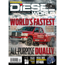 Diesel World December 2017
