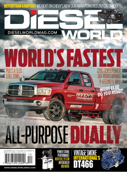 Diesel World December 2017