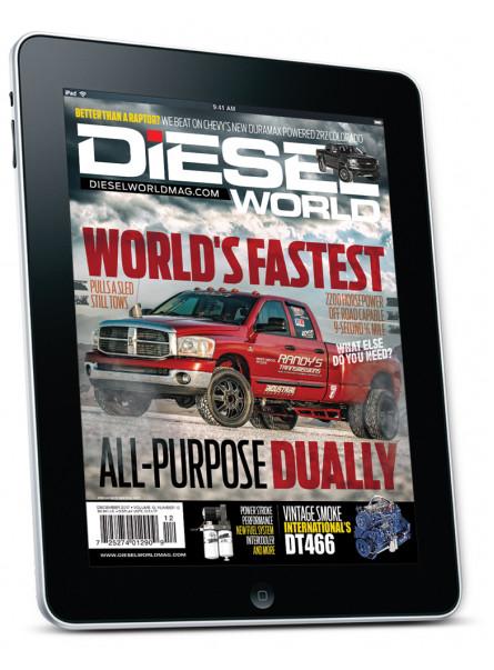 Diesel World December 2017 Digital