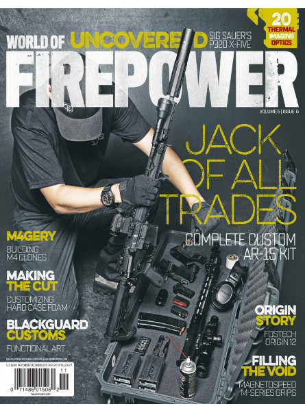 World of Firepower November/December 2017