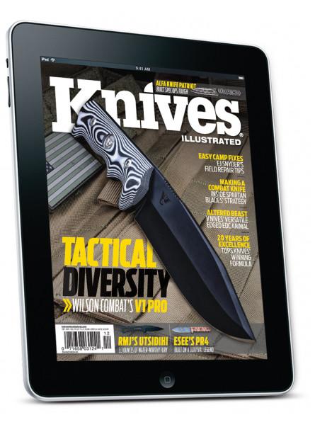 Knives December 2017 Digital