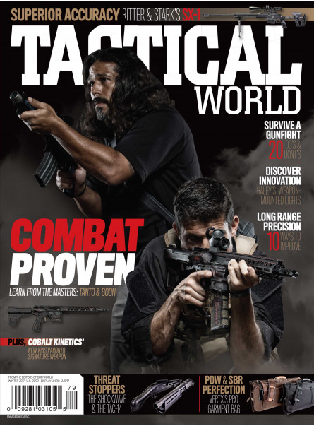 Tactical World Winter 2017