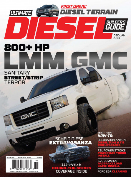 Ultimate Diesel Guide Dec/Jan 2018