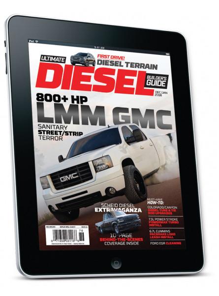 Ultimate Diesel Guide Dec/Jan 2018 Digital