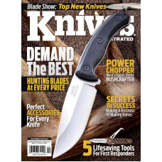 Knives Illustrated Sep/Oct 2014