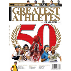 The 50 Greatest Athletes of All Time