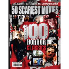 50 Greatest Scariest movies magazine