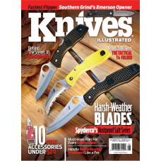 Knives Illustrated July/August 2014