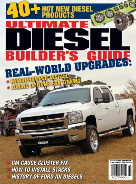Ultimate Diesel Builder's Guide FEB/MAR 2014