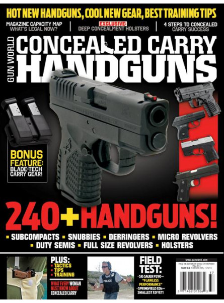 Conceal and Carry Handguns - Fall 2013
