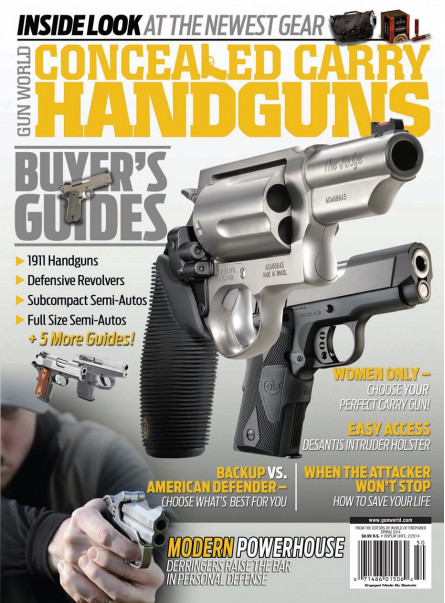 Concealed Carry Handguns January 2014