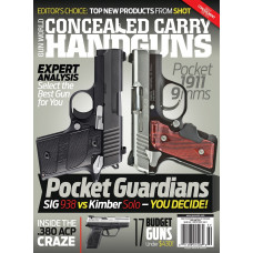 Concealed Carry Handguns May/June 2014
