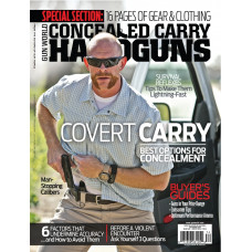 Concealed Carry Handguns July/August 2014