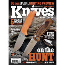 Knives Illustrated Jul/Aug- 2015