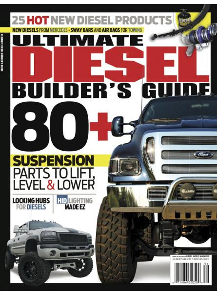 Ultimate Diesel Builder's Guide Fall 2013