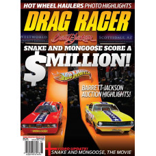 Drag Racer May 2014