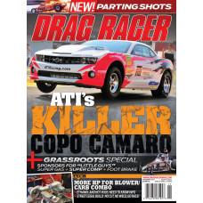 Drag Racer November 2013
