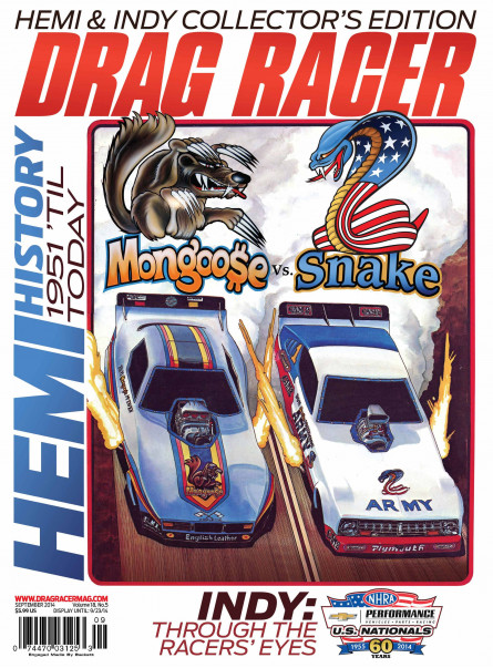 Drag Racer September 2014