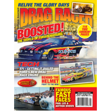 Drag Racer January 2012