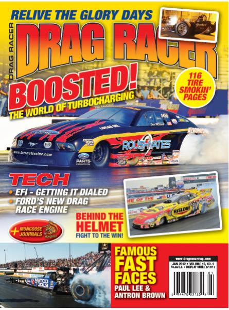 Drag Racer January 2012