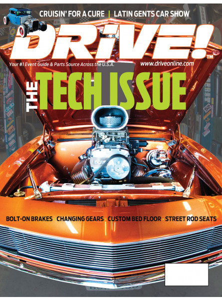 Drive! March 2014