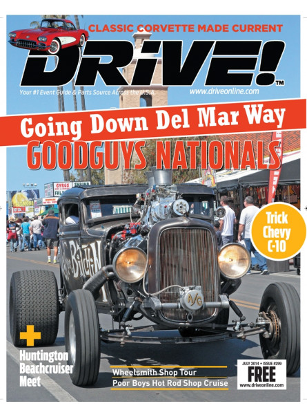Drive! July 2014