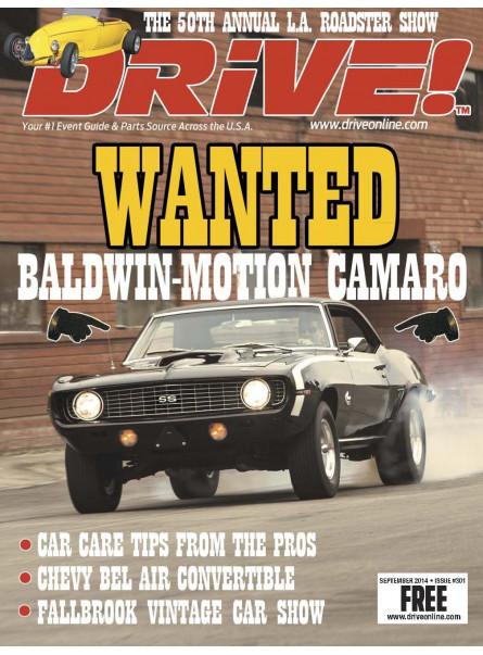 Drive! September 2014