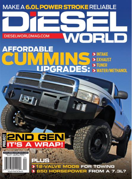 Diesel World April 2014