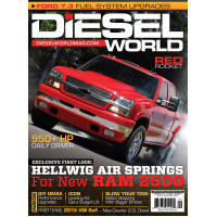 Diesel World September 2014