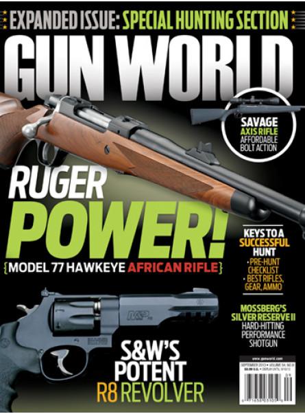 Gun World September 2013