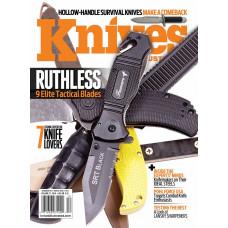 Knives Illustrated Dec 2013