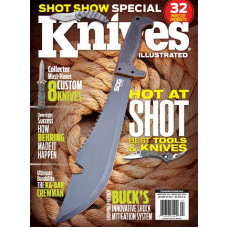 Knives Illustrated Mar/April 2014