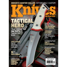 Knives Illustrated November 2014