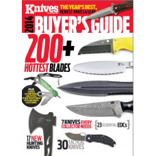 Knives Illustrated Buyer's Guide 2014