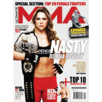 Ultimate MMA SEP/OCT 2013