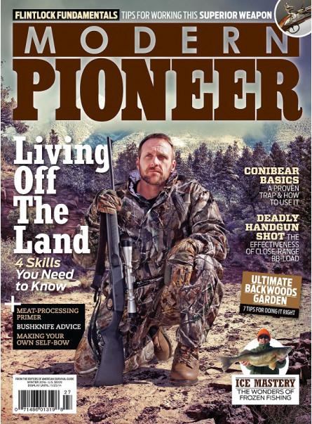 Modern Pioneer Winter 2014