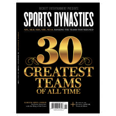 50 Sports Dynasties 2014