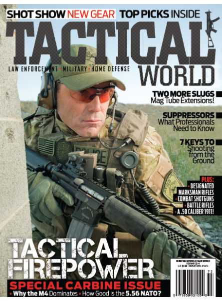 Tactical World February / March 2014