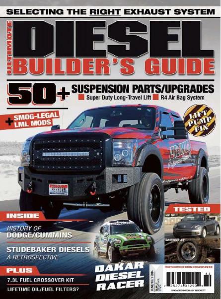 Ultimate Diesel Guide June/Jul 2014