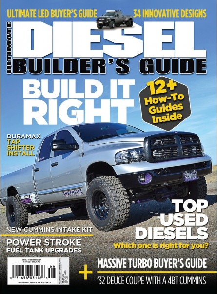 Ultimate Diesel Guide Aug/Sep 2014