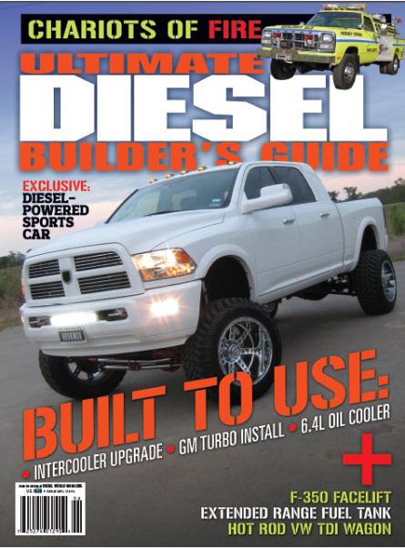 Ultimate Diesel Builder's Guide 2014