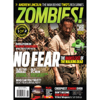 Zombies Magazine Spring 2014 Issue - Collector's Covers 1 of 2