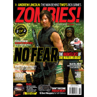Zombies Magazine Spring 2014 Issue - Collector's Covers 2 of 2