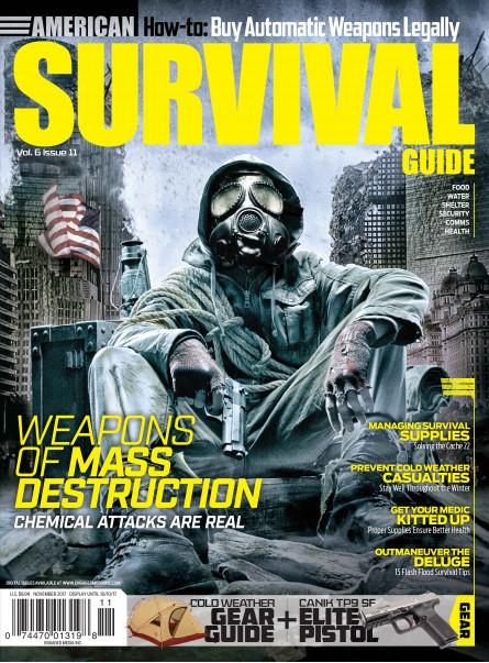 American Survival Guide November 2017