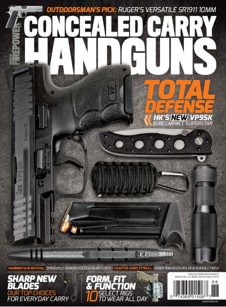 Conceal Carry Handguns Winter 2017