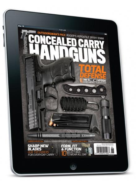 Conceal Carry Handguns Winter 2017 Digital